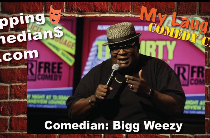 Bigg Weezy Comedy PNN
