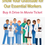 Buy A Drive In Ticket For Essential Workers